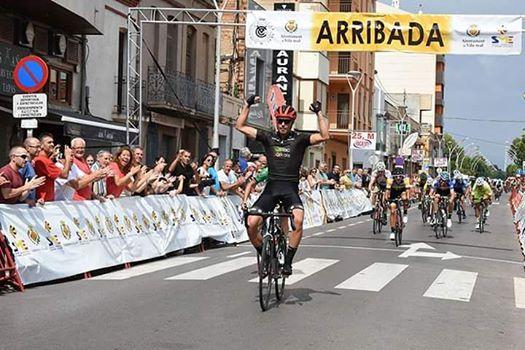 """Triunfo de Sureda en Vila-real, último de la historia del Seguros Bilbao (Foto: Facebook """"Jaume Sureda Morey"""")"""