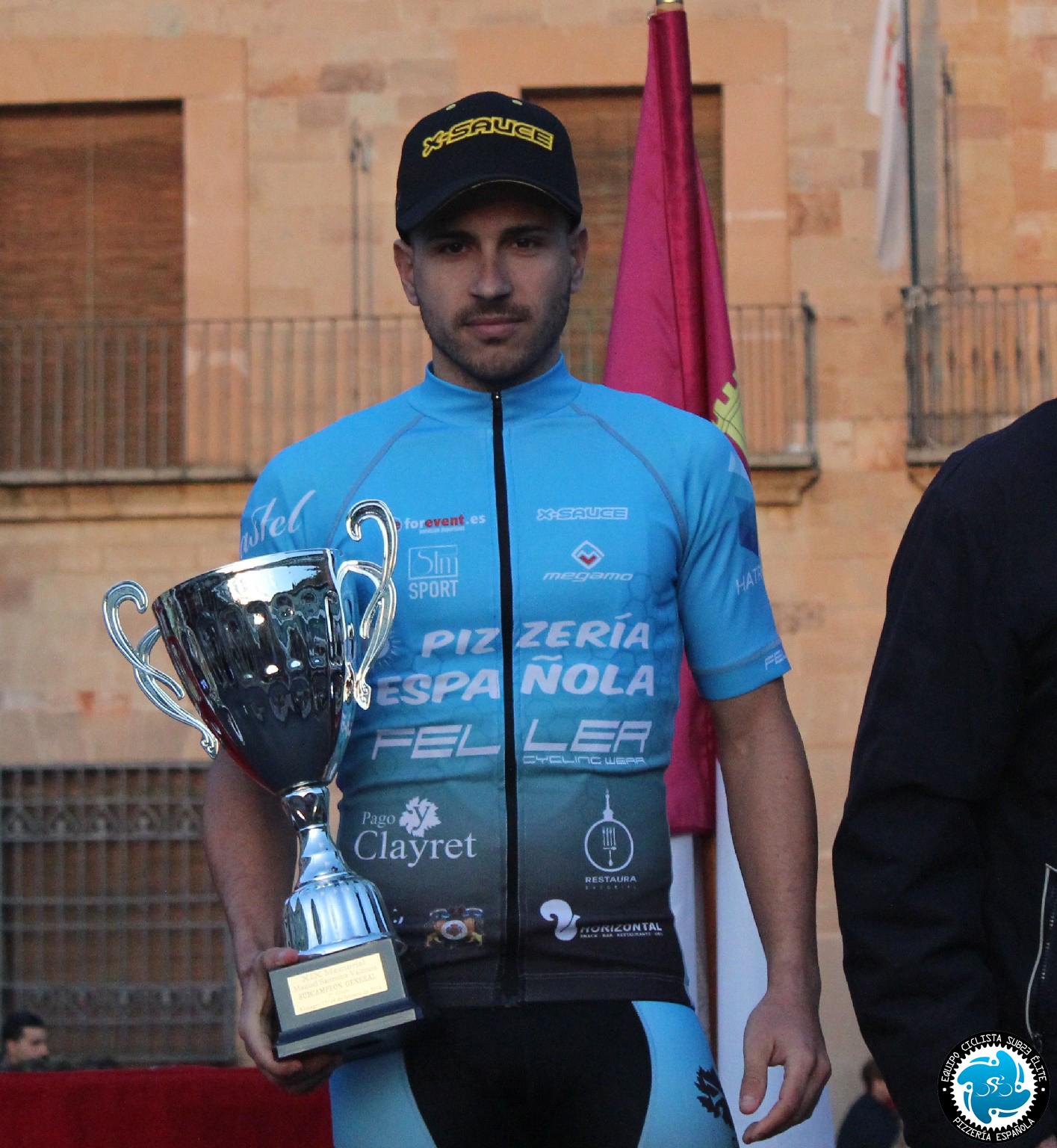 Adrián García Sanroma