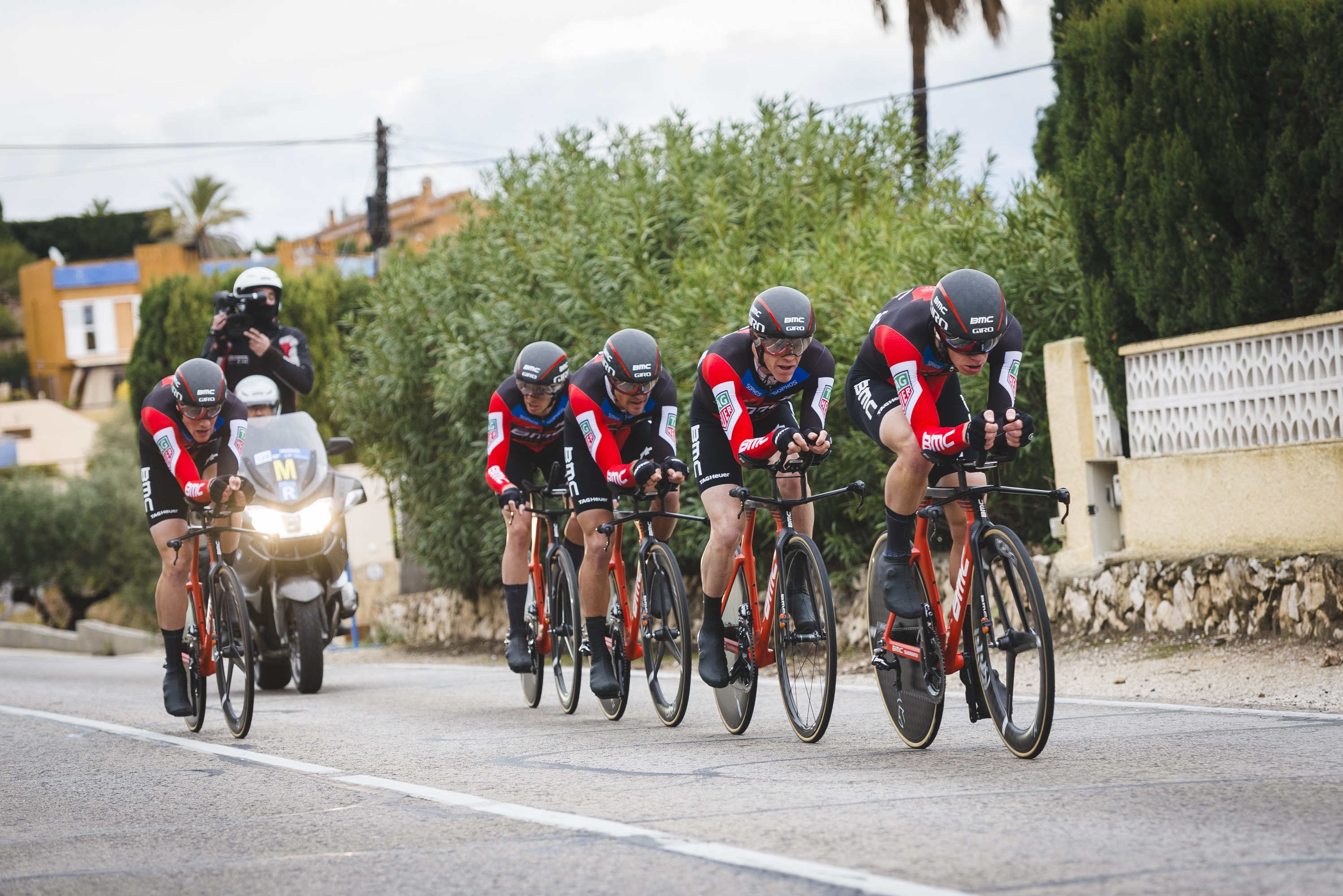 BMC Racing Team Volta Valencia