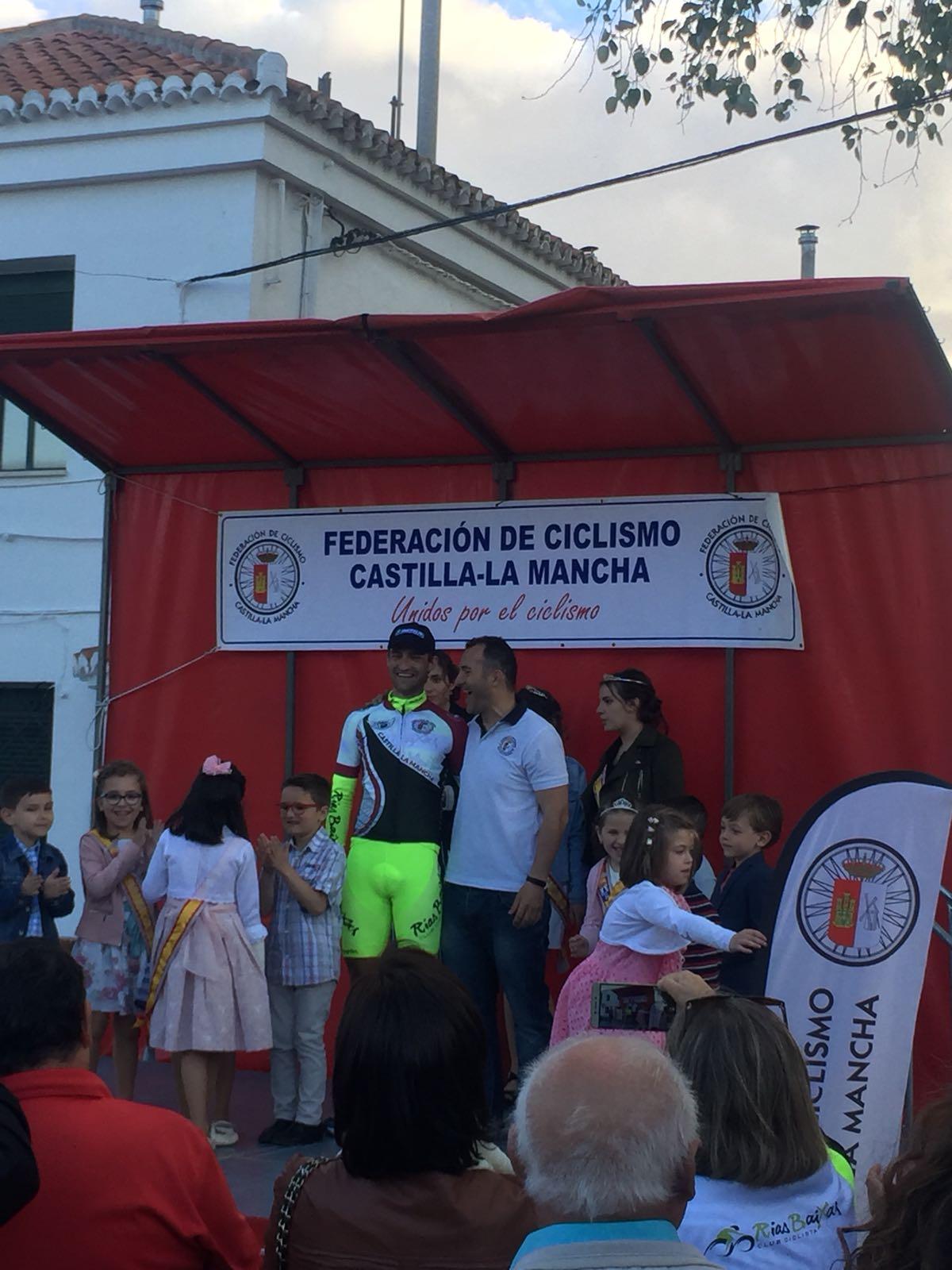 Adrian Escobar Campeon Castilla La Mancha