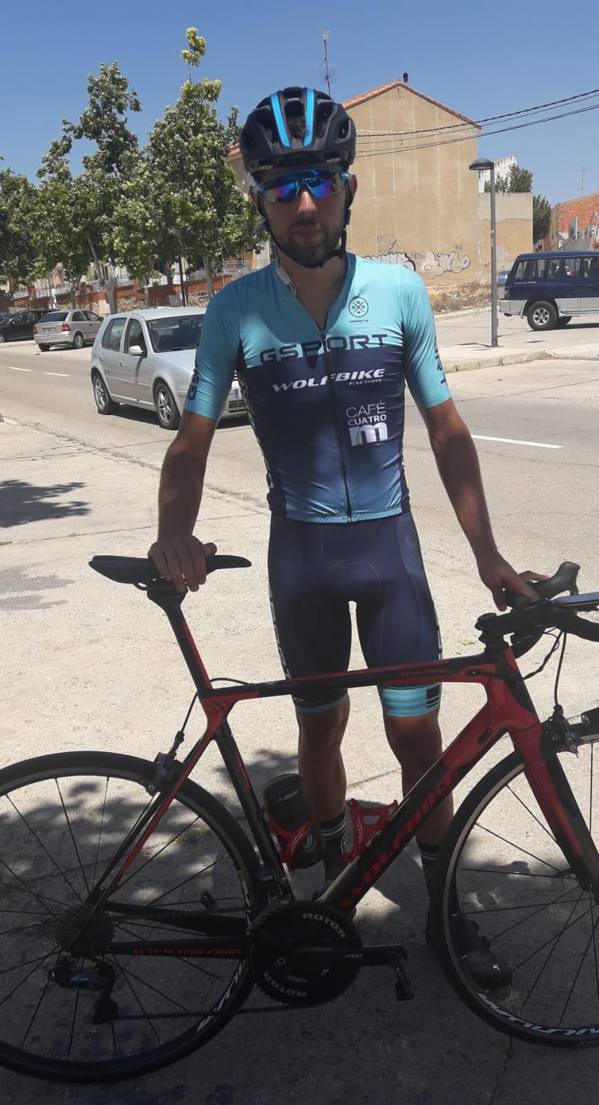 Aitor Escobar GSport Wolfbike