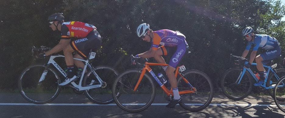Fuga Vuelta León Primera etapa