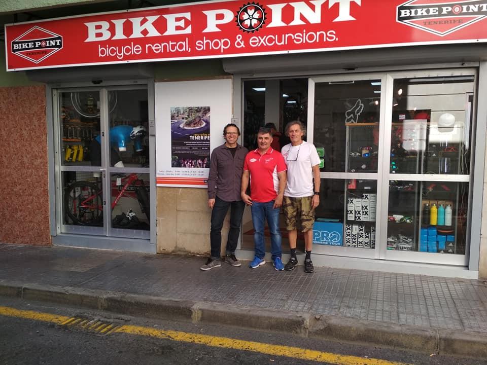 bikepoint tenerife