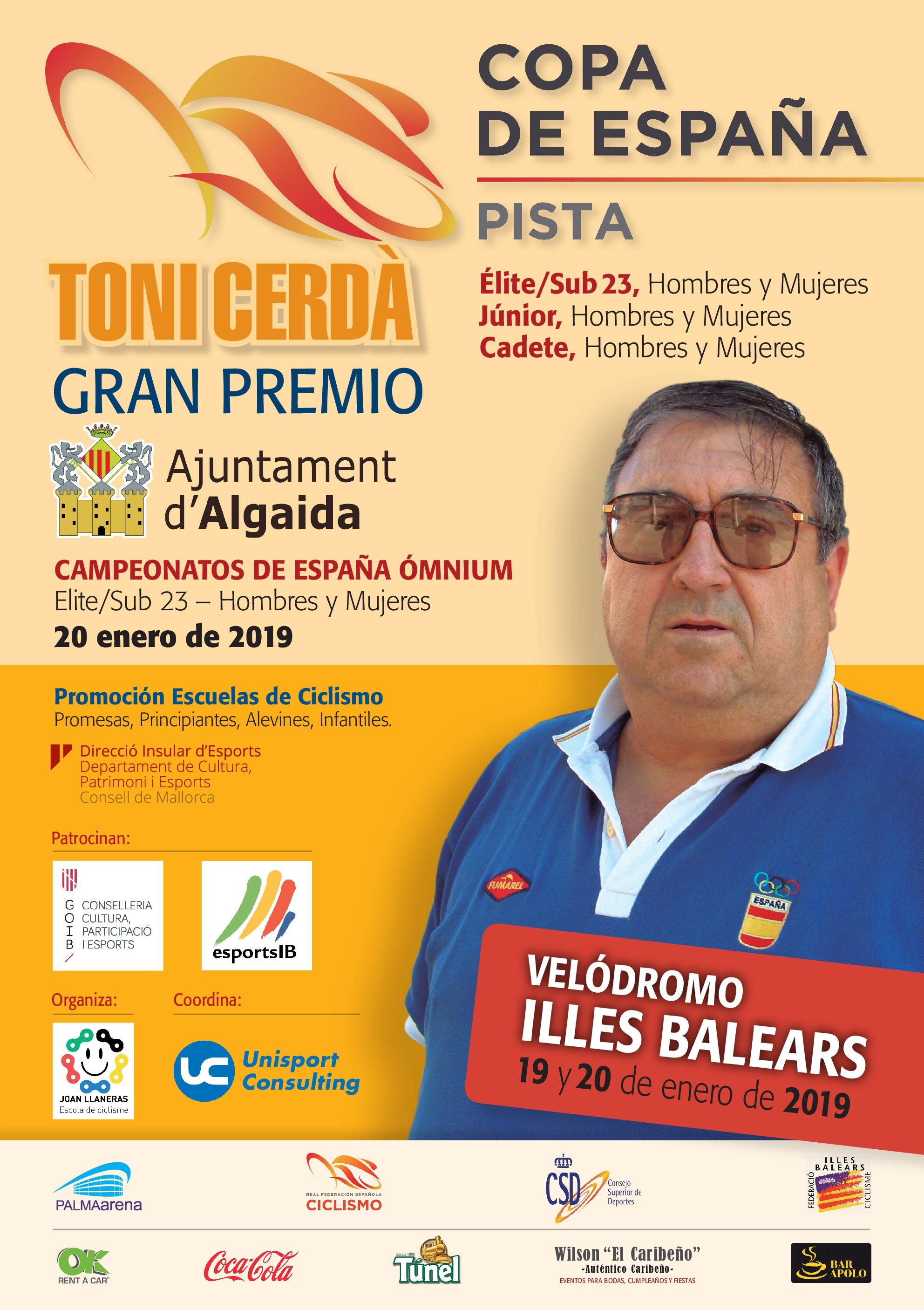 Copa de España de Pista Illes Balears