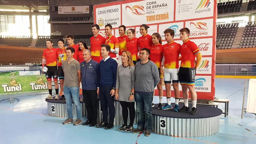 Copa España Pista Palma