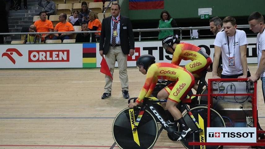Velocidad por equipos Pruszkow