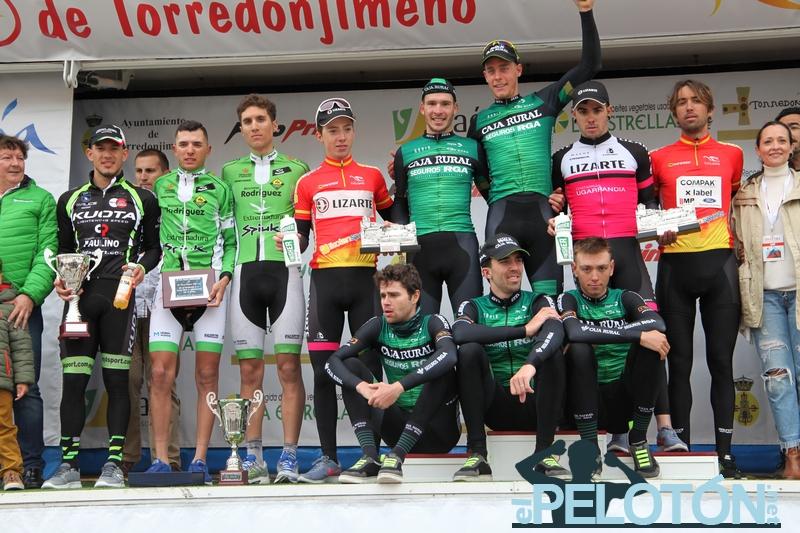 Podium Clasica Torredonjimeno 2019