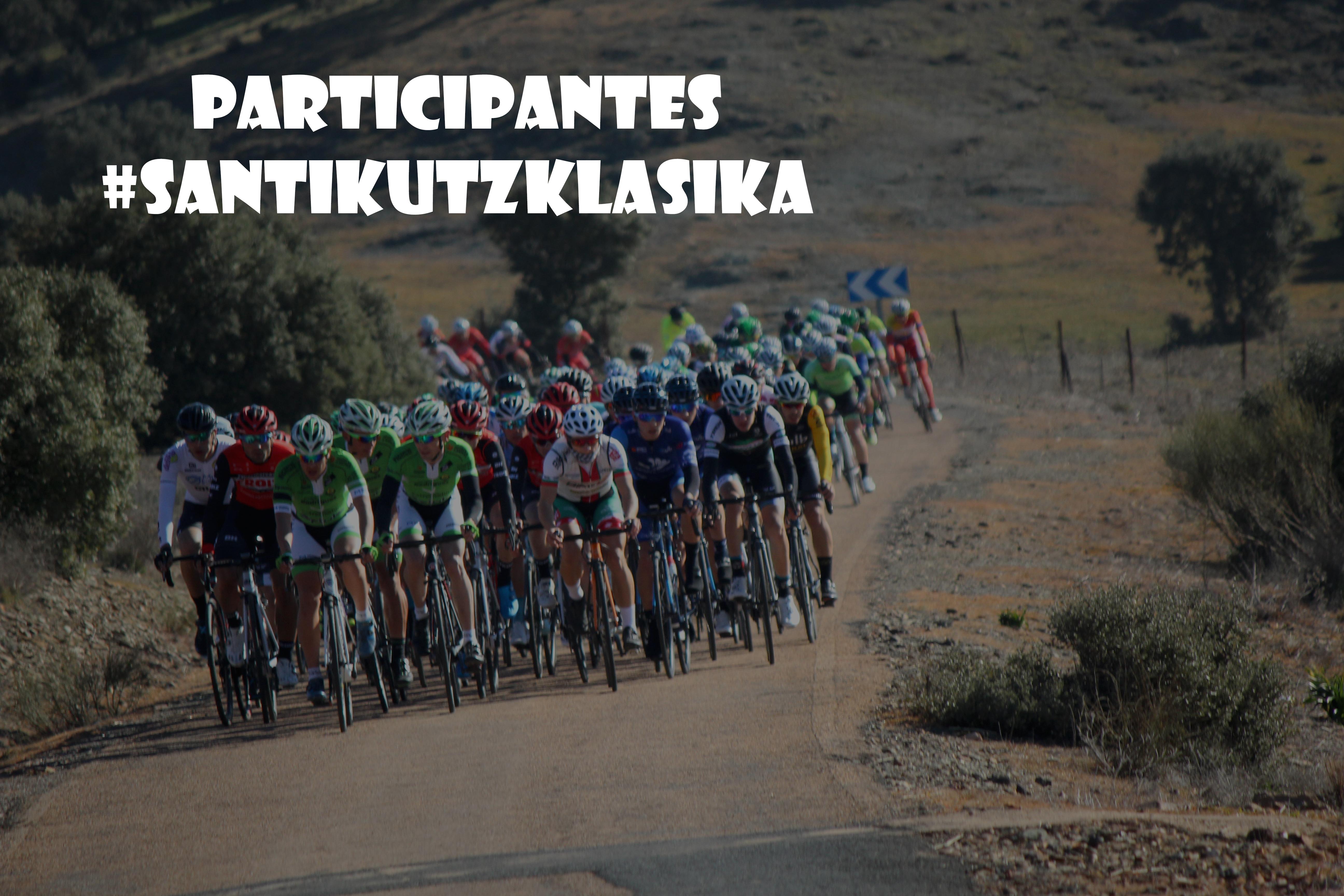 Participantes Santikutz Klasika