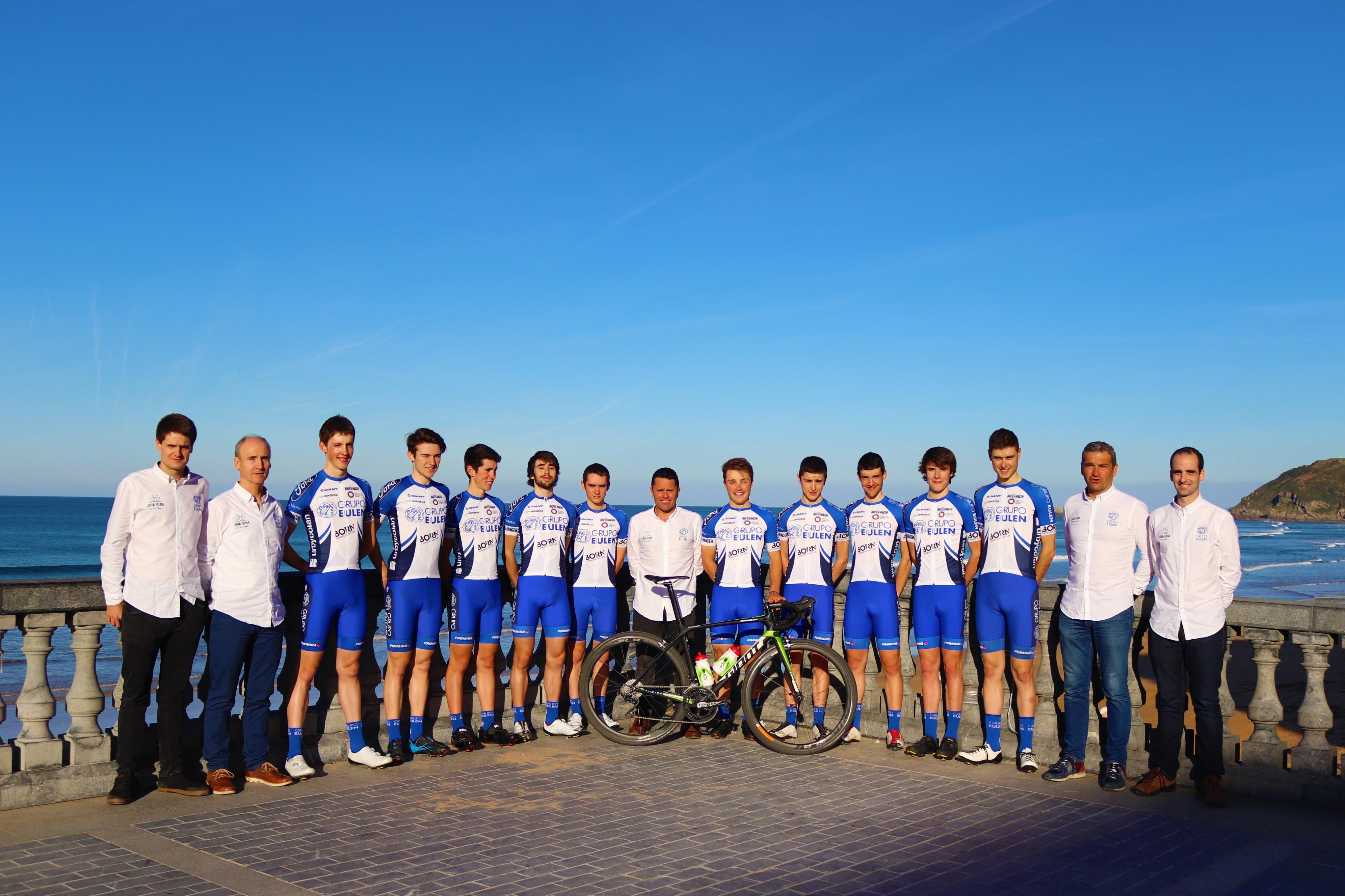 Jirabira Grupo Eulen 2019