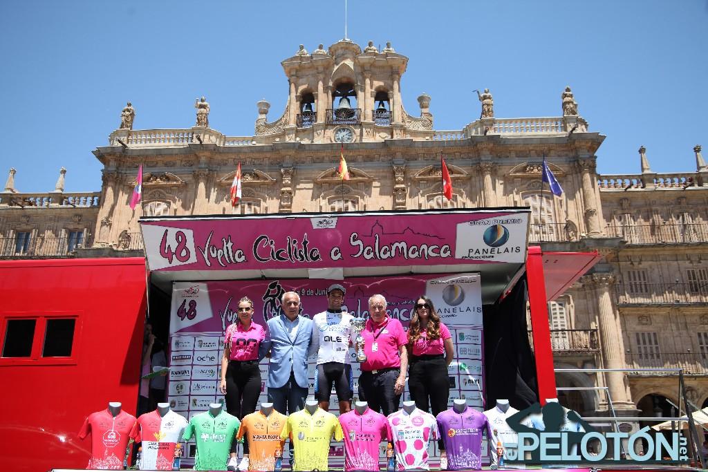 Felipe Orts Mutua Levante podium Salamanca