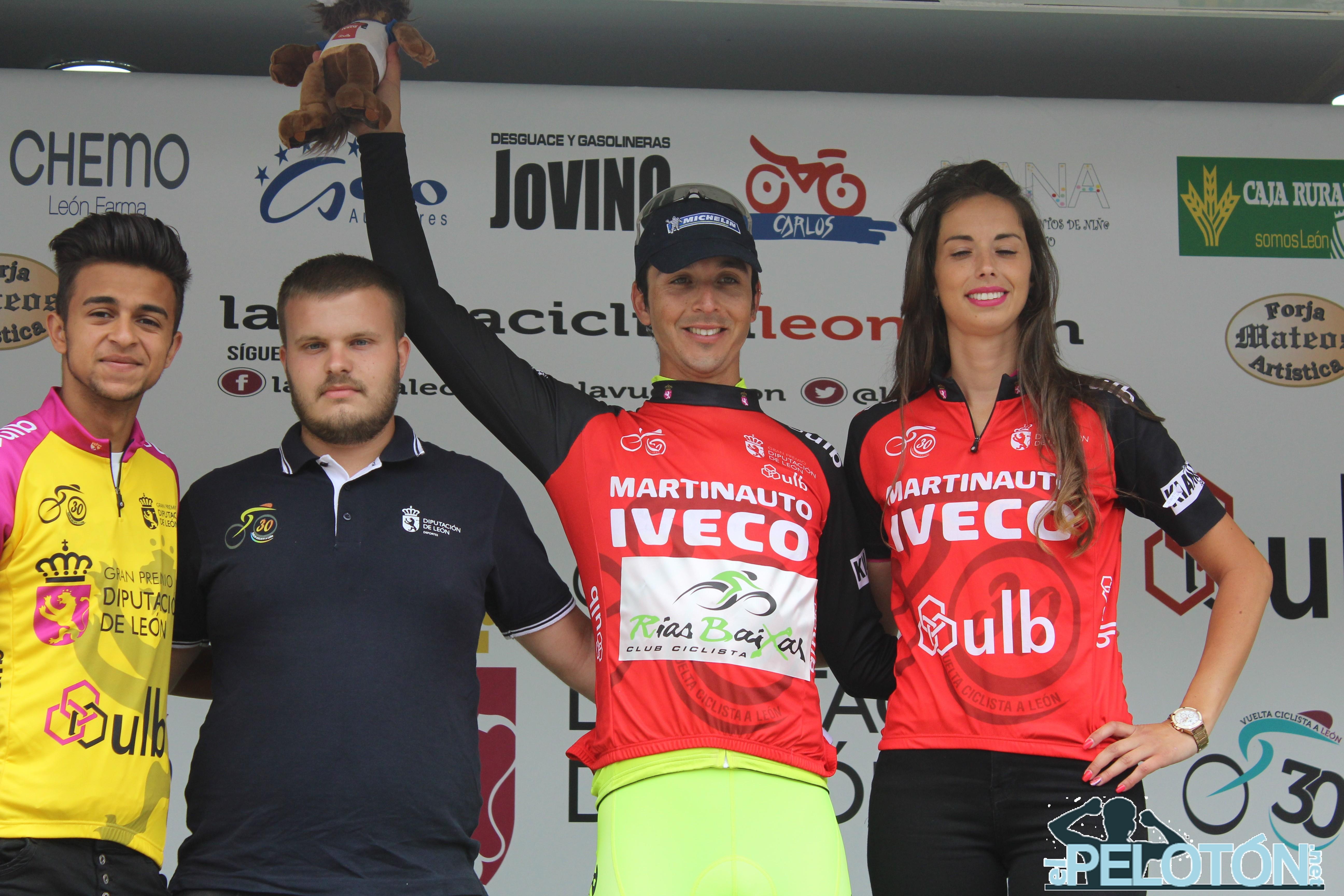 Barrientos Vigo-Rías Baixas metas volantes Vuelta León