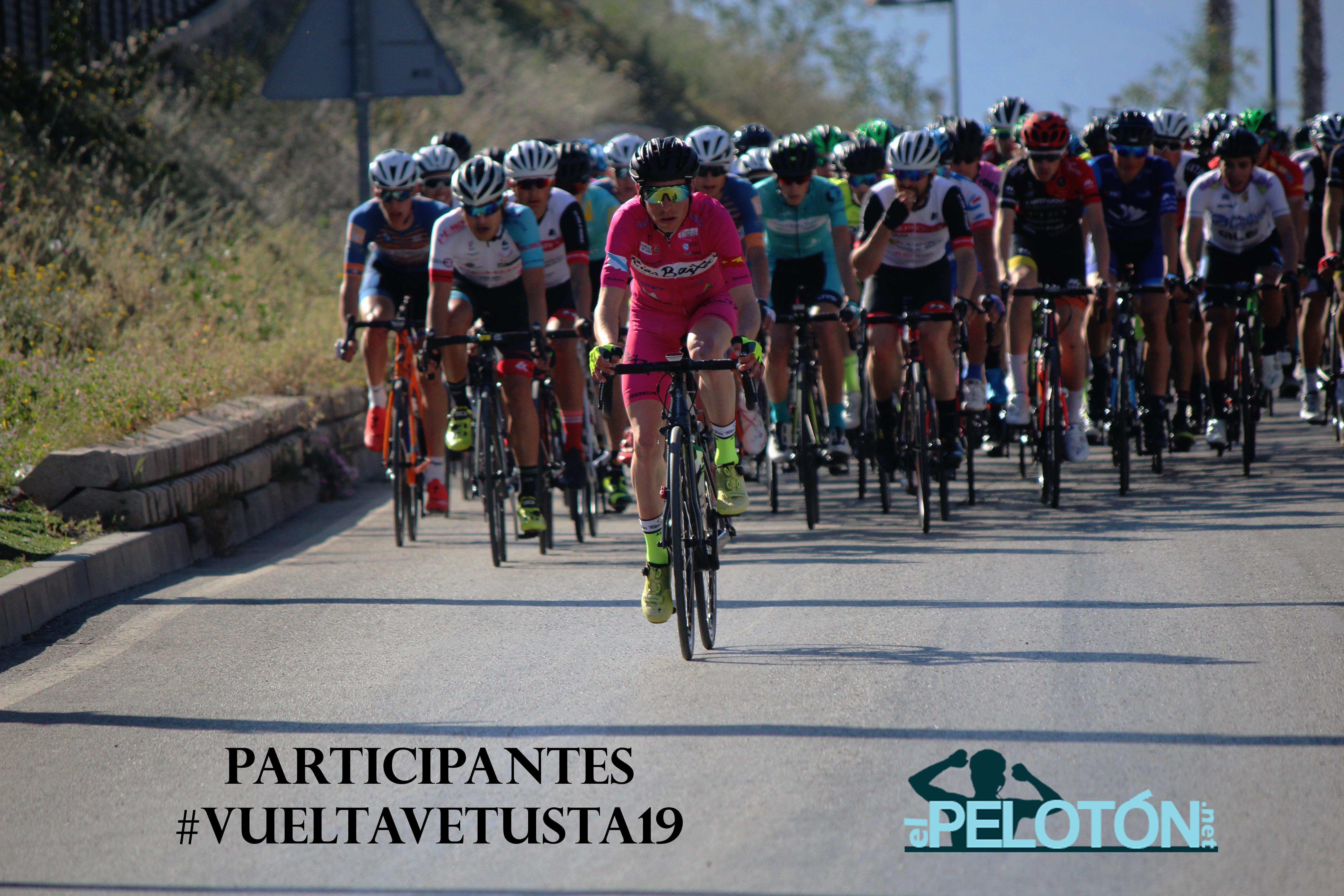 Participantes Vuelta Vetusta 19