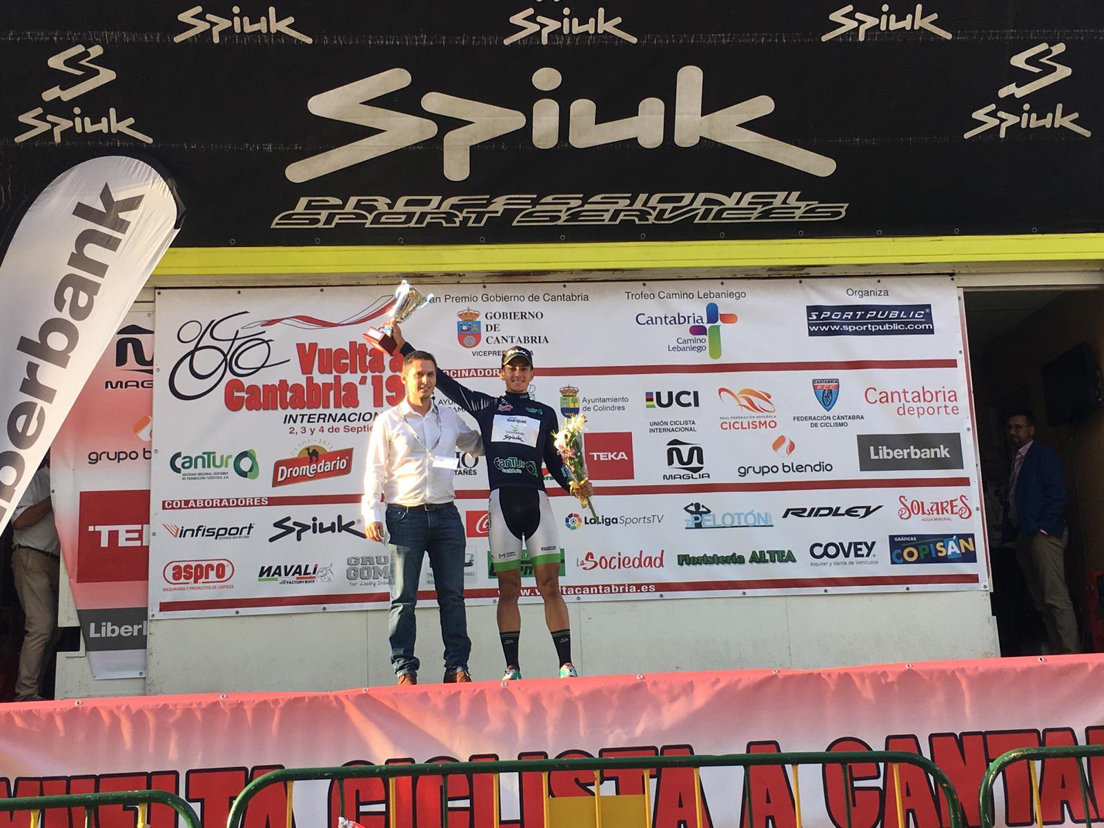 David Martín Vuelta Cantabria Bicicletas Rodriguez Extremadura