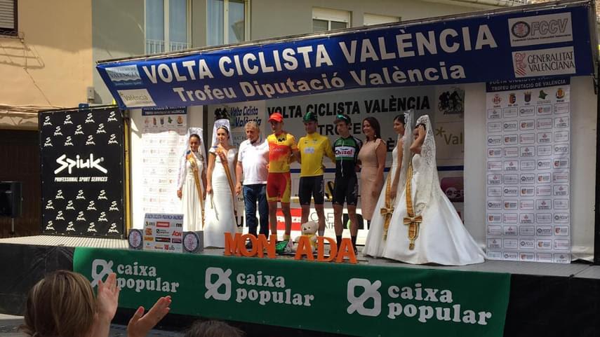 podium volta valencia