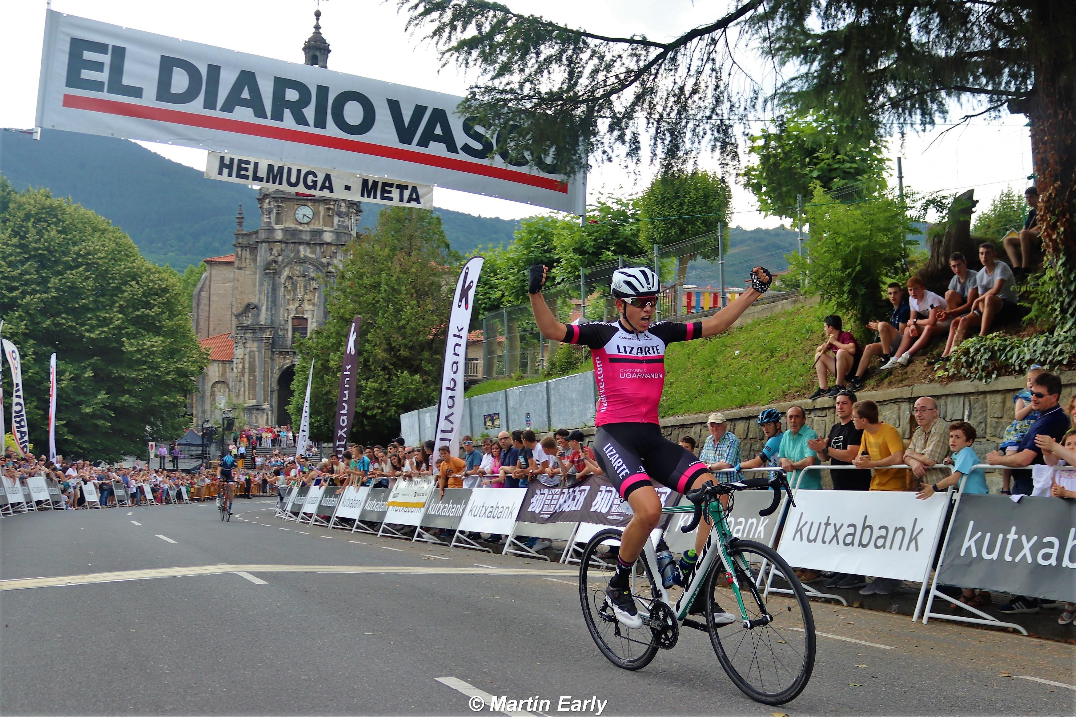 Diego Uriarte Equipo Lizarte