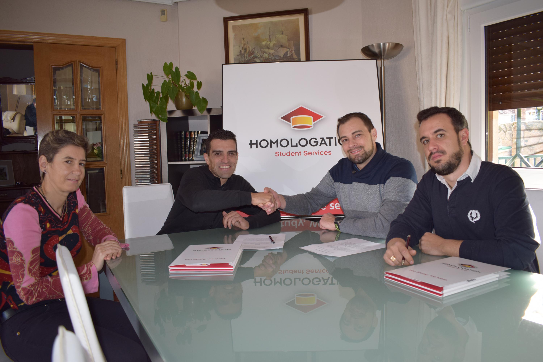 Homologation Student Services Sañchi