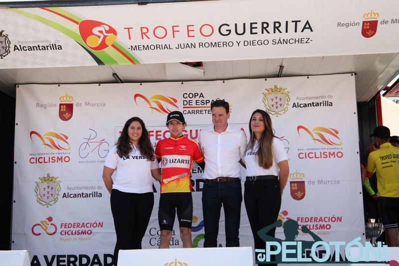 Trofeo Guerrita Jordi López Lizarte