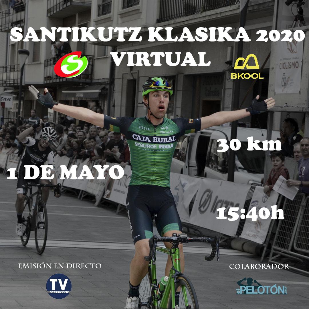 Santikutz Klasika virtual cartel