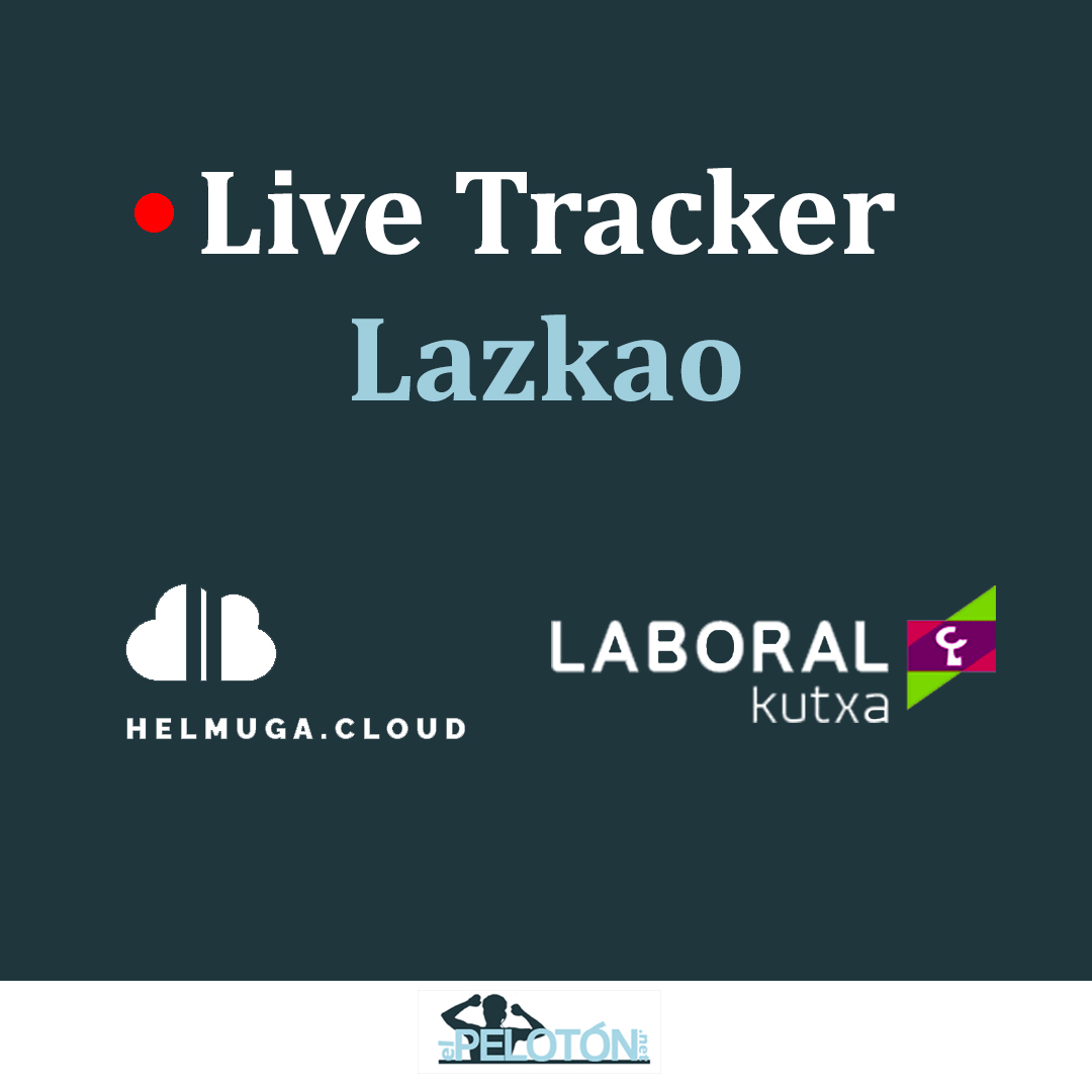 Live Tracker Lazkao HelmugaCloud Laboral Kutxa
