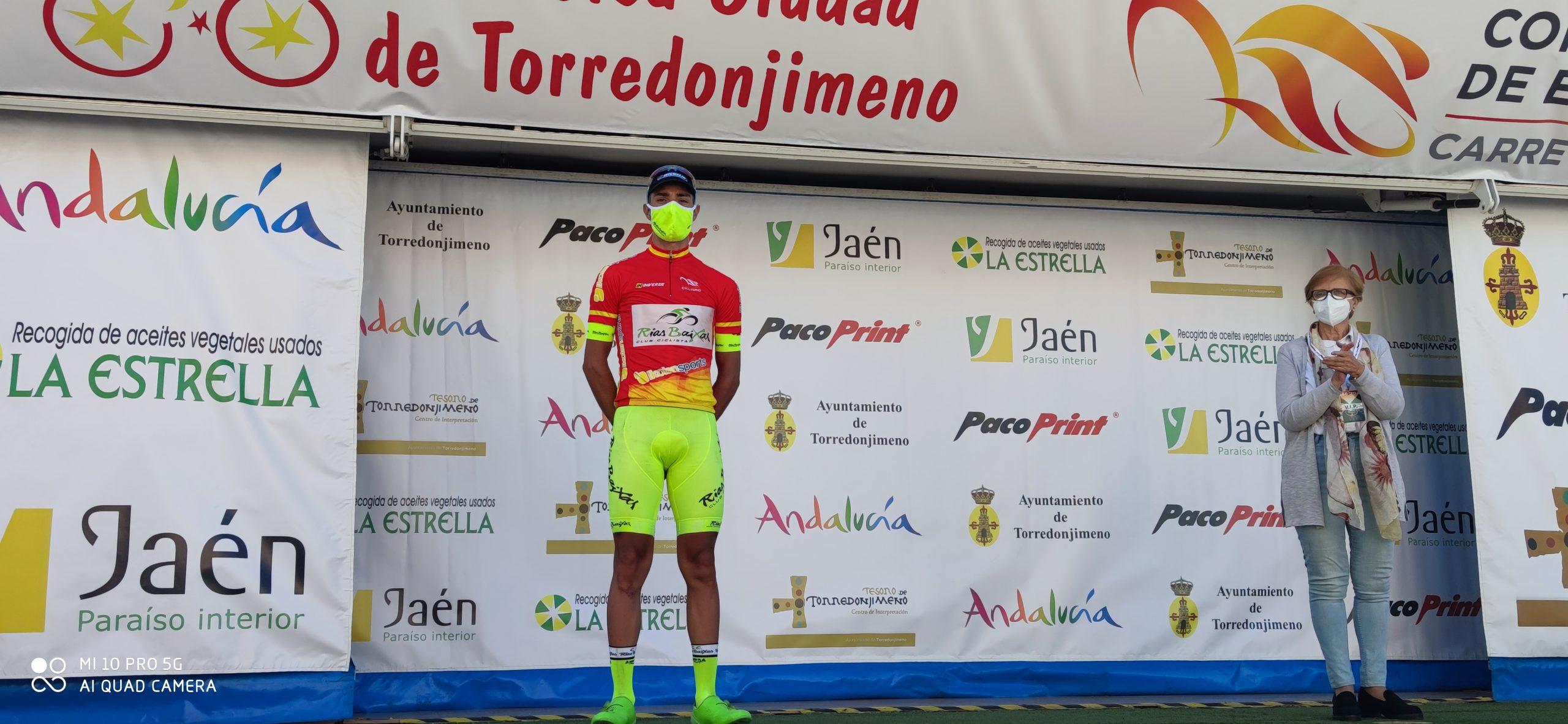 Moreira Vigo Rías Baixas Torredonjimeno