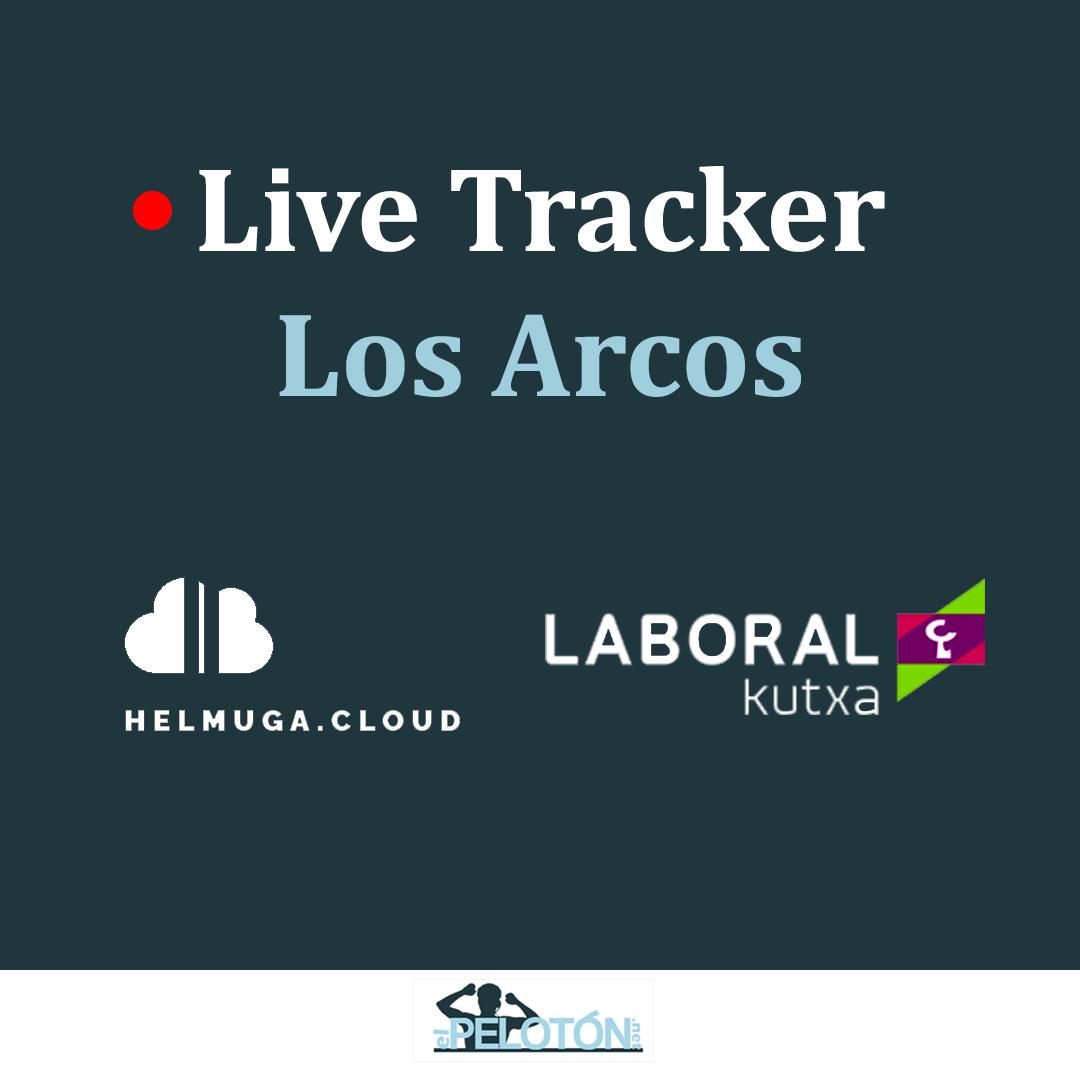 Live Tracker Los Arcos cuadrado