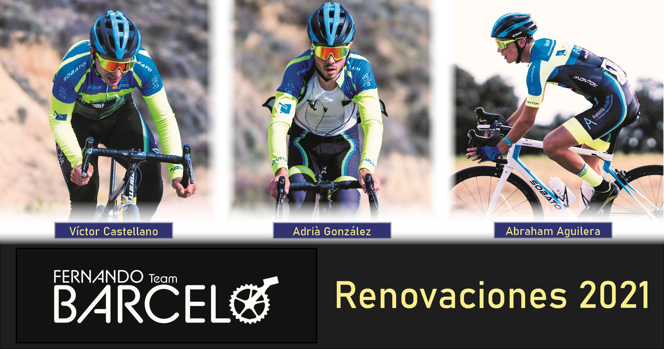 Renovaciones Barceló Team