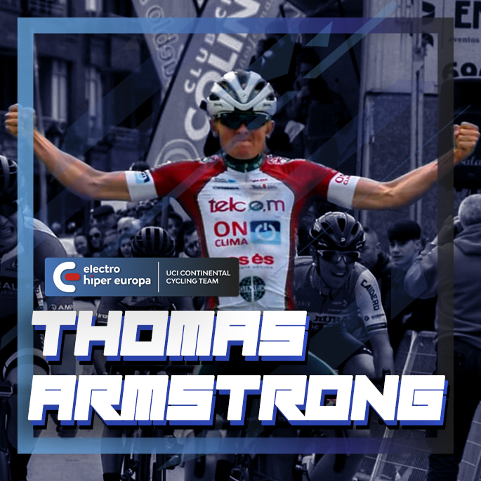 Tom Armstrong Electro Hiper Europa