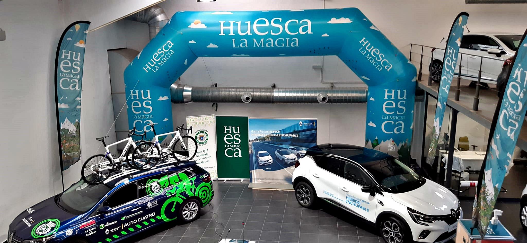 Renault Auto Cuatro Huesca La Magia