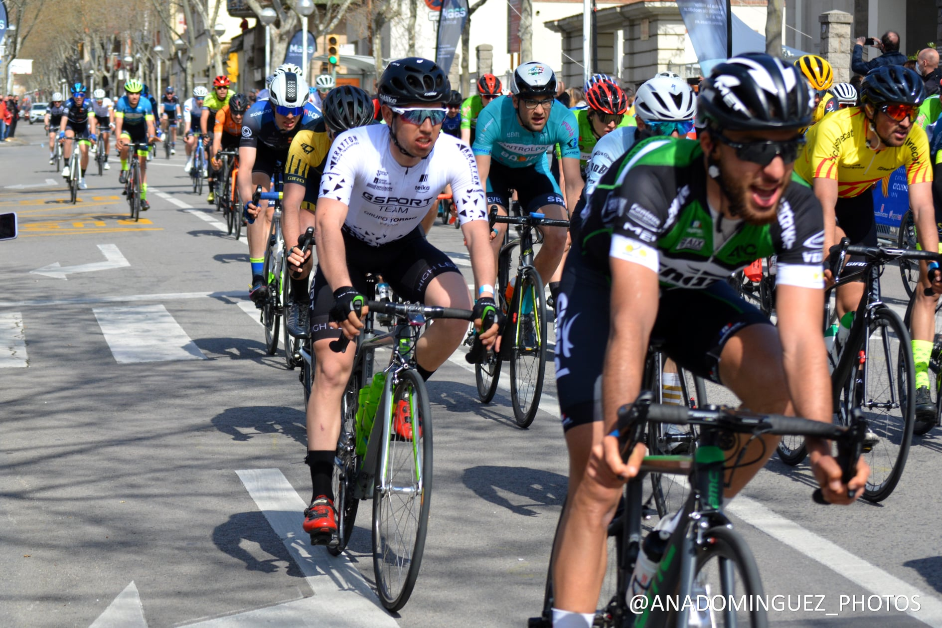 Dani Mellado GSport Sabadell