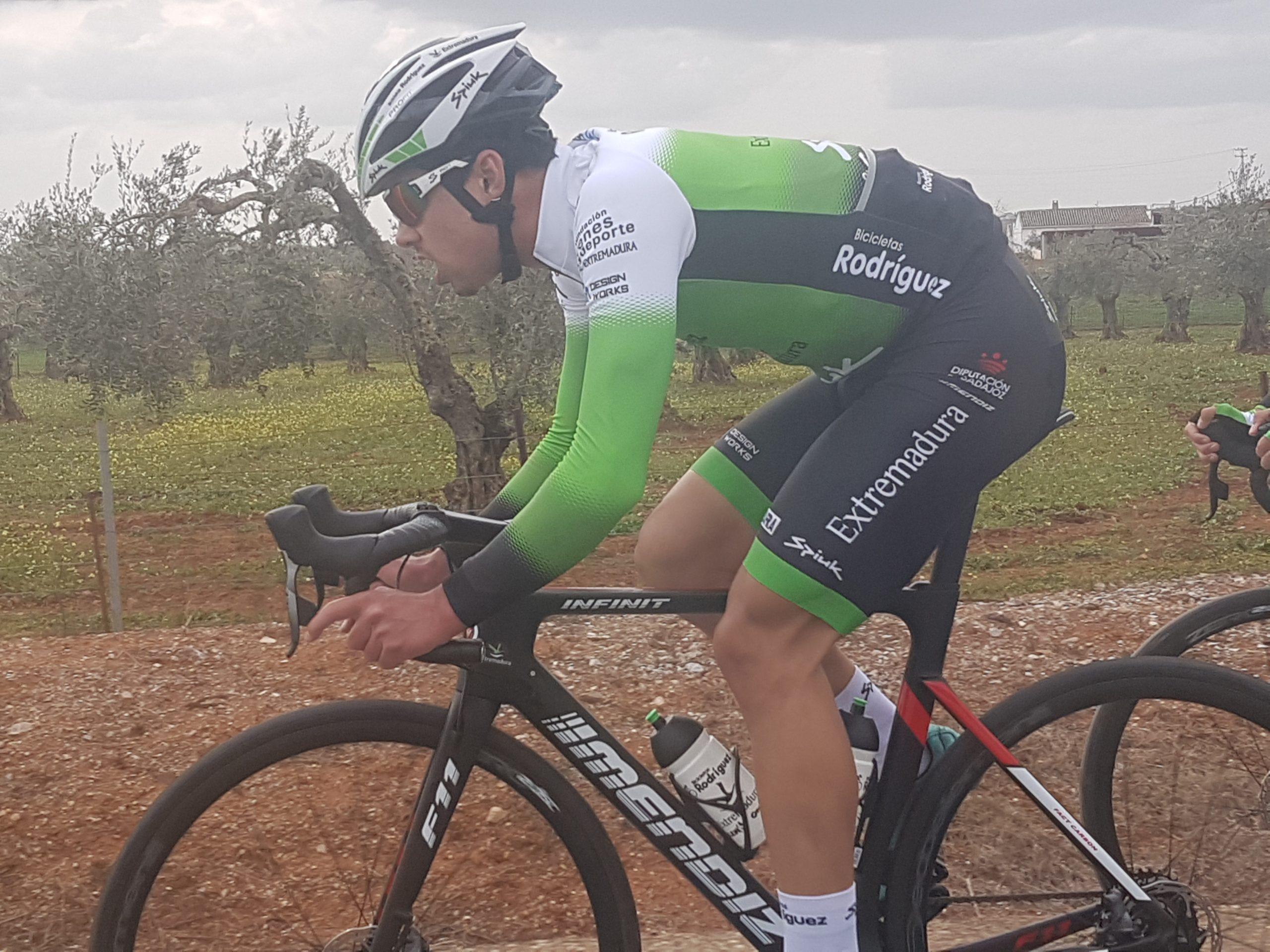 Tiago Nunes Bicicletas Rodríguez Extremadura