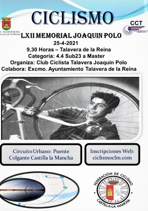 Memorial Joaquín Polo Talavera