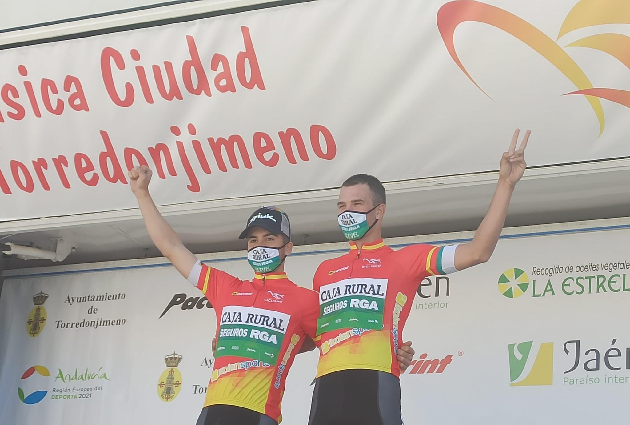 Alberto Serrano Marc Brustenga Copa de España Caja Rural Torredonjimeno