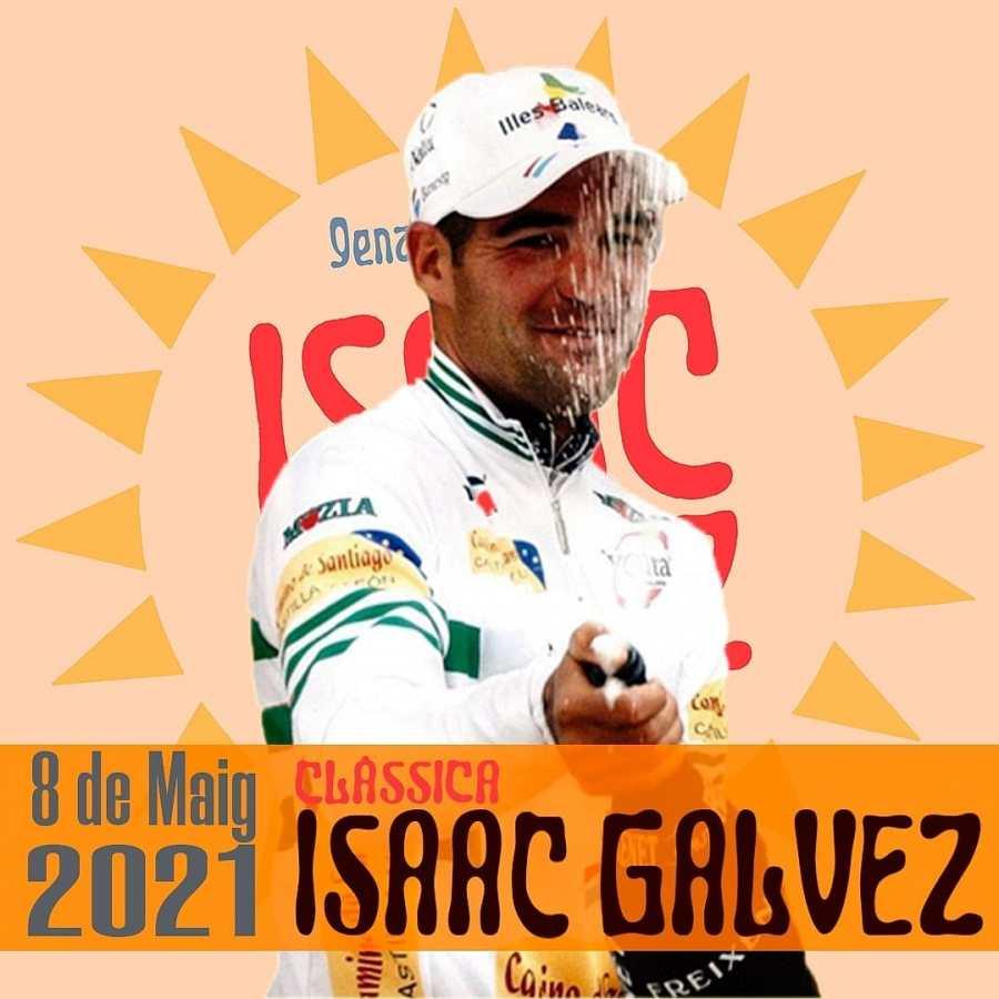 Classica Isaac Gálvez 2021