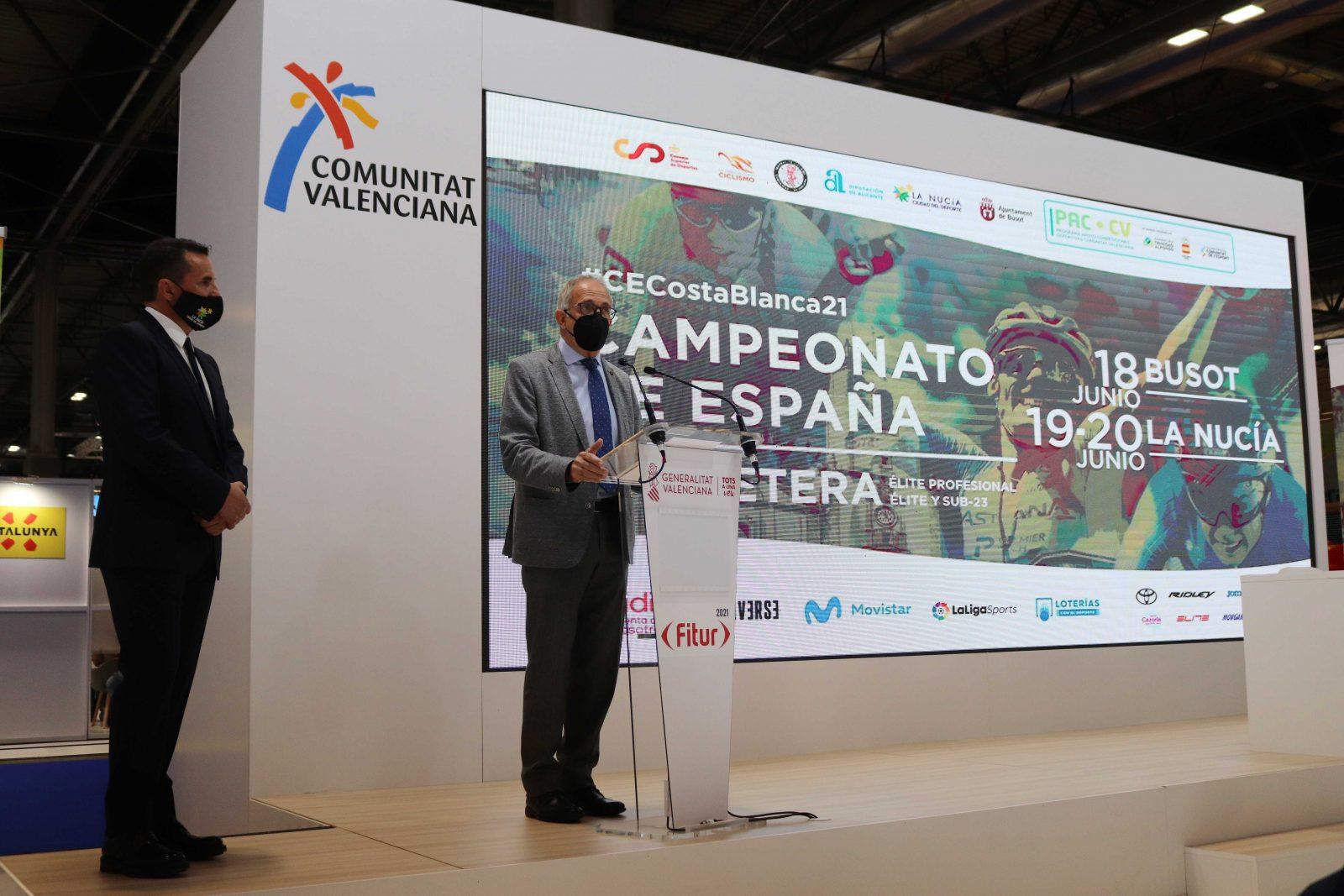 Campeonato de España ruta 2021