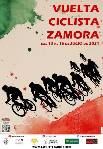 Cartel Vuelta a Zamora 2021