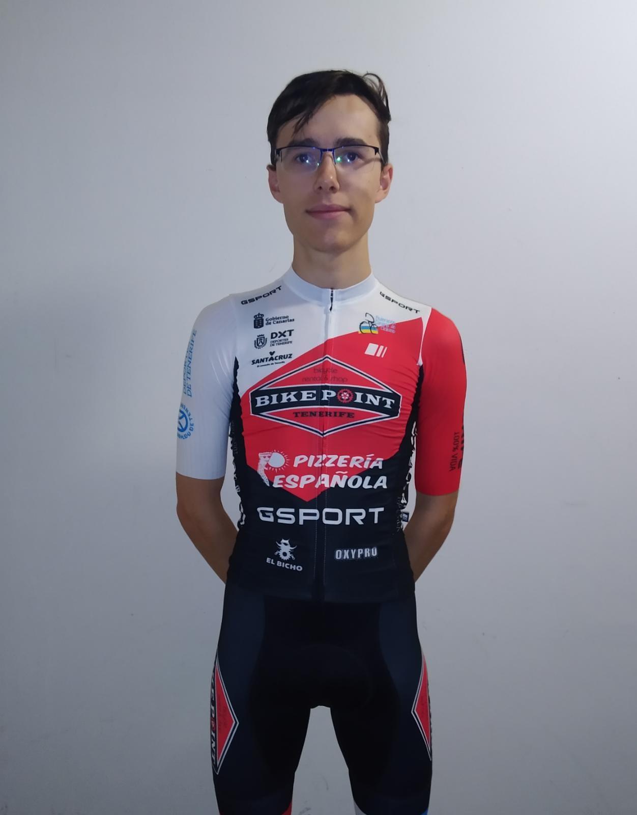 José Carlos Yagüe Pelotón Tenerife