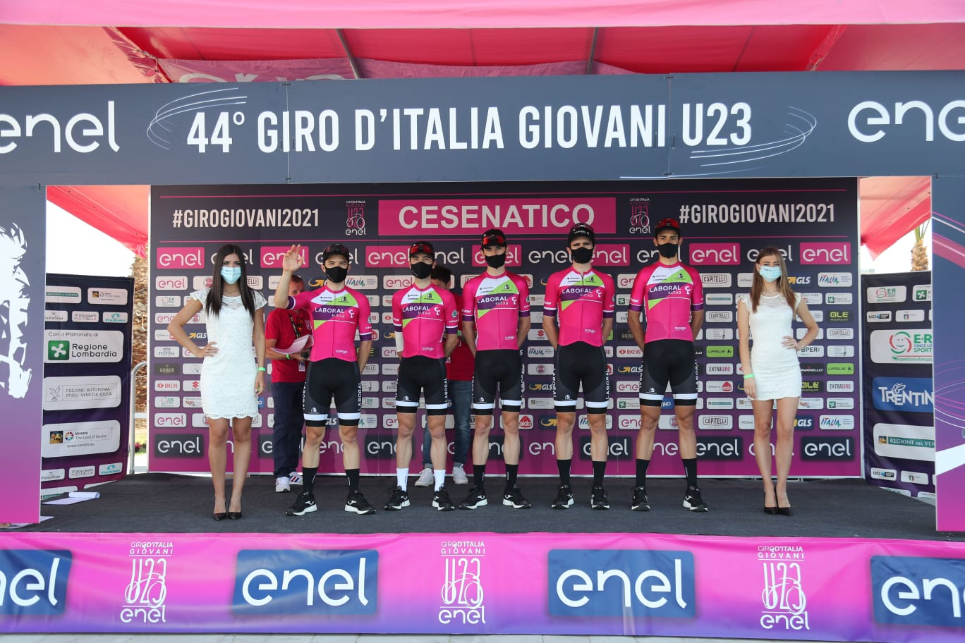 Giro sub-23 Laboral Kutxa
