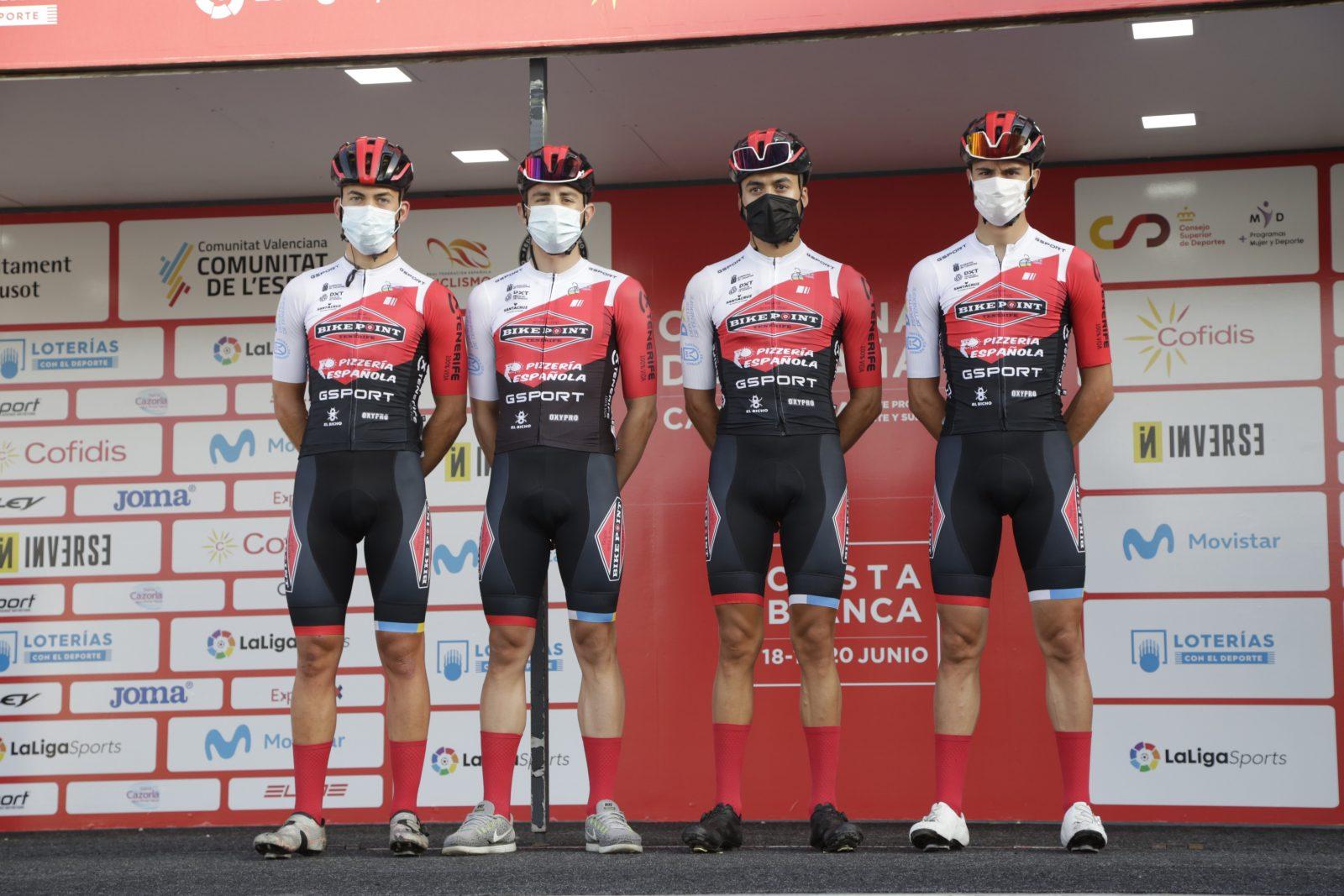 Tenerife BikePoint Pizzería Española Campeonato España