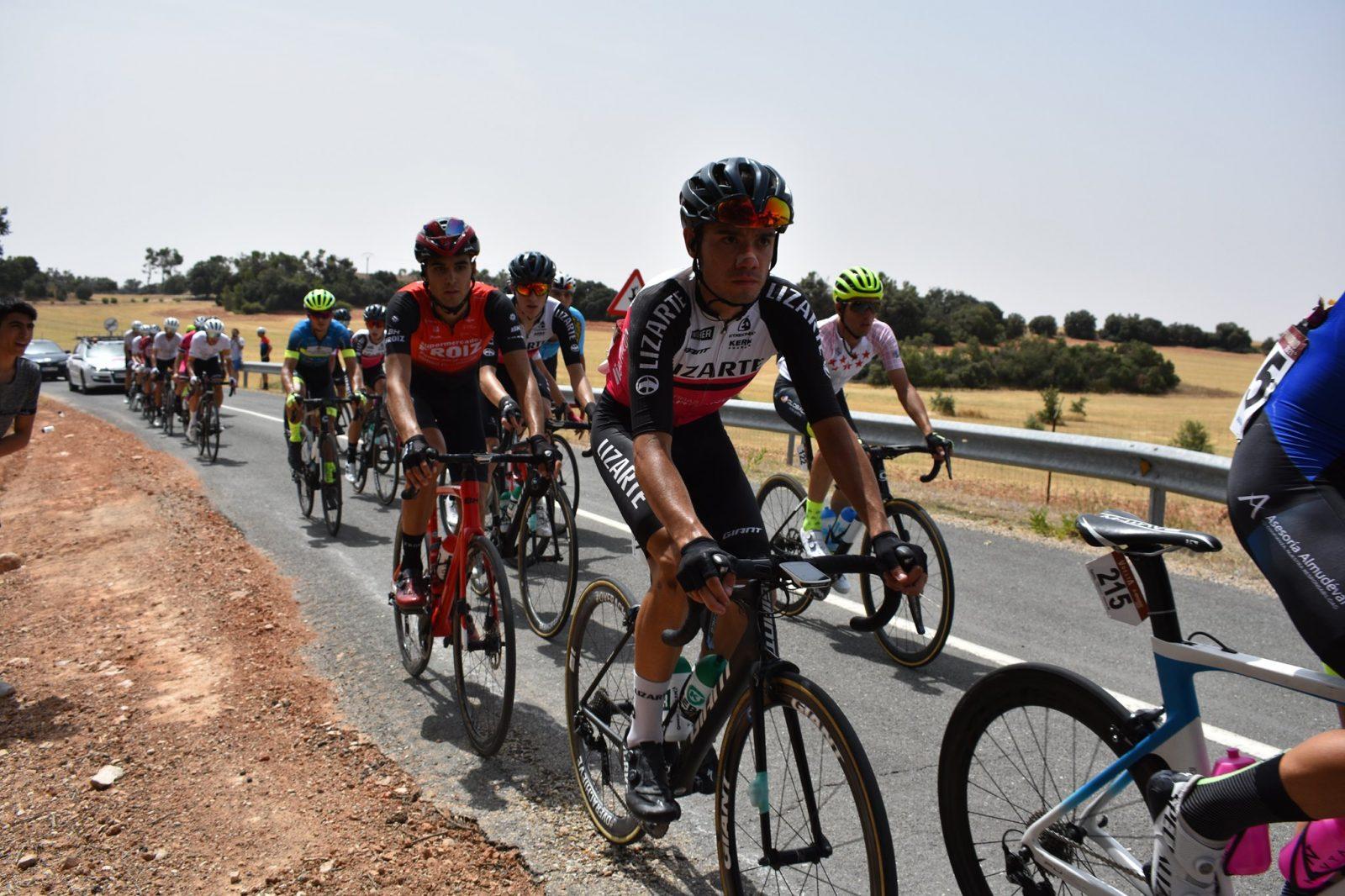 Eugenio Sánchez Lizarte Vuelta Madrid