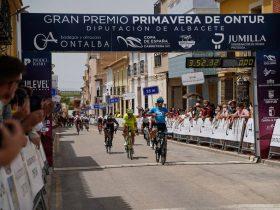 David Martín triunfando en Ontur