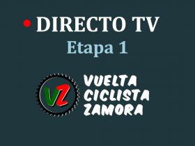 Etapa 1 TV Vuelta a Zamora