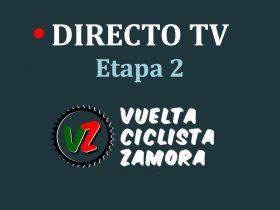 Etapa 2 TV Vuelta a Zamora