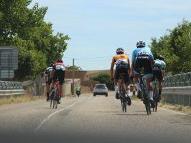 Imágenes de la segunda etapa de la Vuelta a Zamora (Foto: Fabio López-CDC Zamora-Ciclismo El Pelotón)