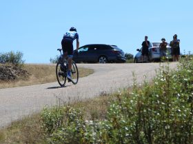 Imágenes de la tercera etapa de la Vuelta a Zamora 2021 (Fuente: Álvaro García y Fabio López-CDC Zamora-Ciclismo El Pelotón)