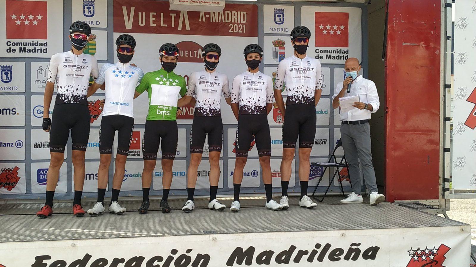 Gsport Grupo Tormo Vuelta Madrid