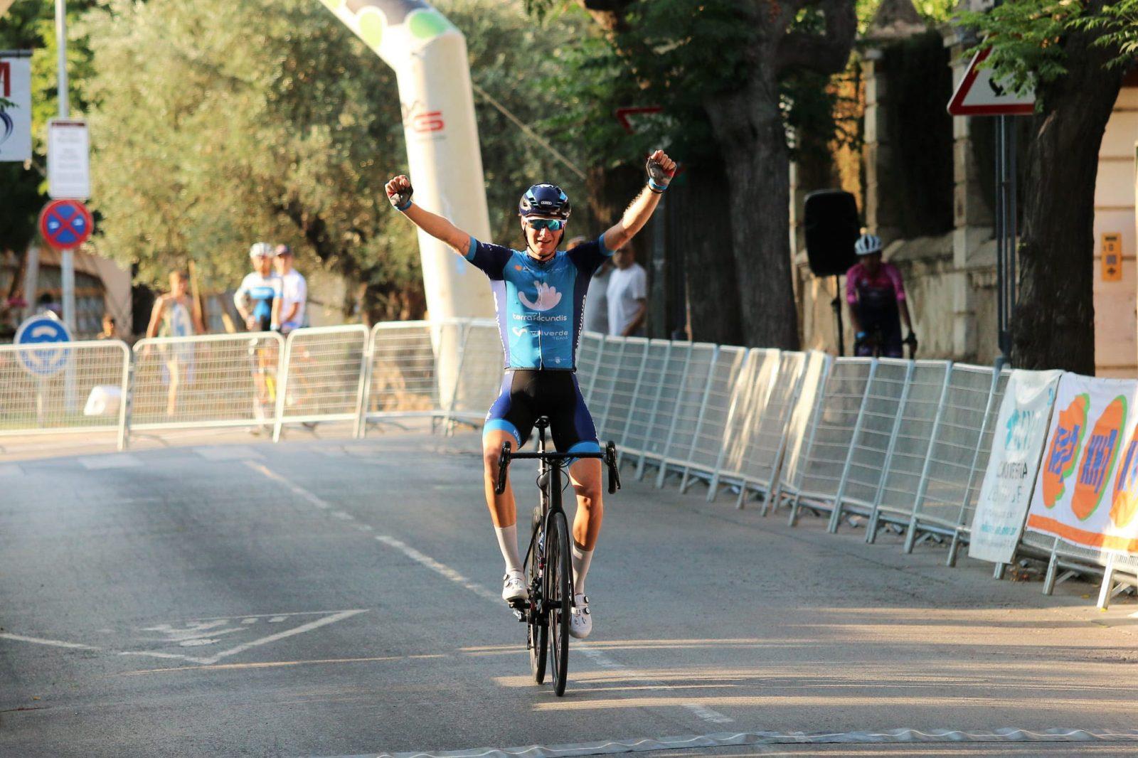 Valverde Team Abel Balderstone La Garriga