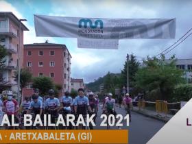 Imagen del vídeo-resumen de Aretxabaleta 2021