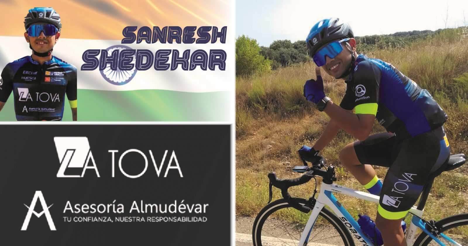Samresh Shedekar La Tova Asesoría Almudévar