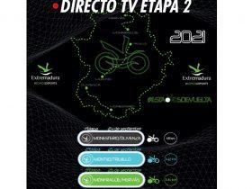 Etapa 2 TV Vuelta Extremadura