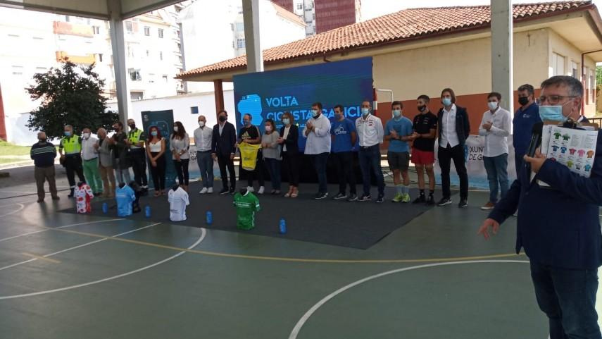 Volta Galicia 2021 presentación